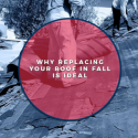 Why Replacing Your Roof in Fall Is Ideal