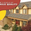 GAF's 3 Levels of Shingle Quality