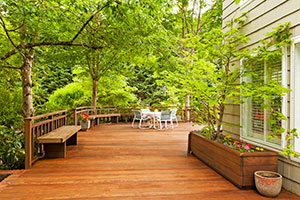 Residential Decking Services
